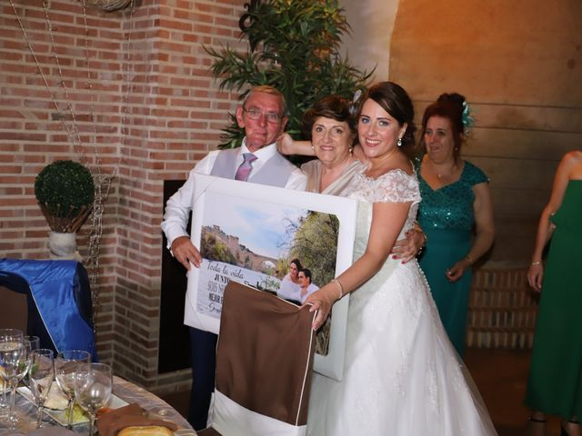 La boda de Dario y Mari Carmen en Casas De Fernando Alonso, Cuenca 60