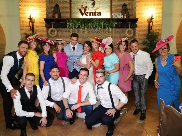 La boda de Dario y Mari Carmen en Casas De Fernando Alonso, Cuenca 65