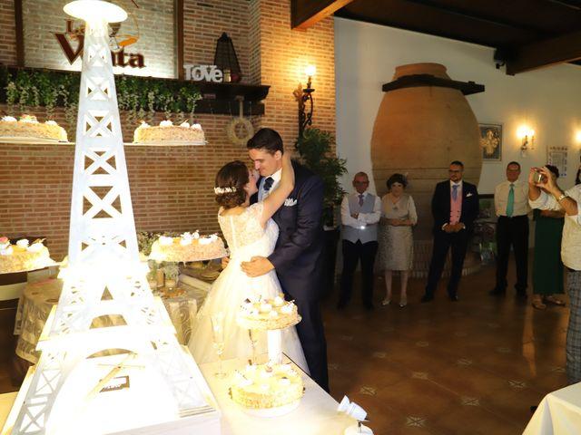 La boda de Dario y Mari Carmen en Casas De Fernando Alonso, Cuenca 70