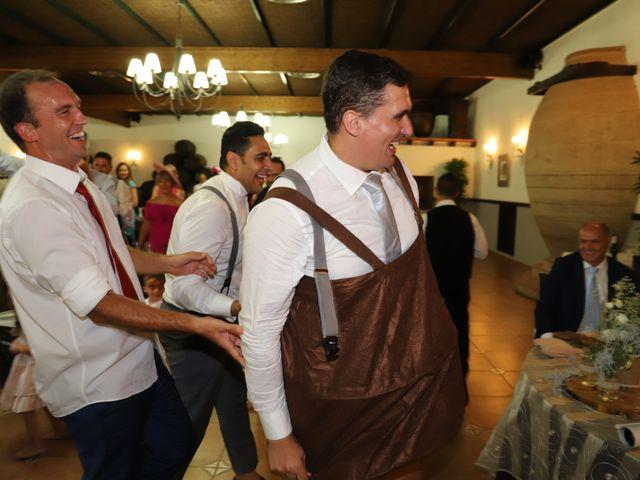 La boda de Dario y Mari Carmen en Casas De Fernando Alonso, Cuenca 71