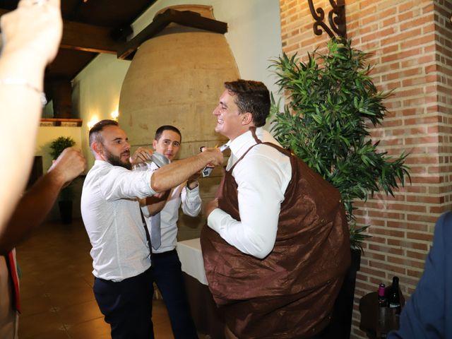 La boda de Dario y Mari Carmen en Casas De Fernando Alonso, Cuenca 72