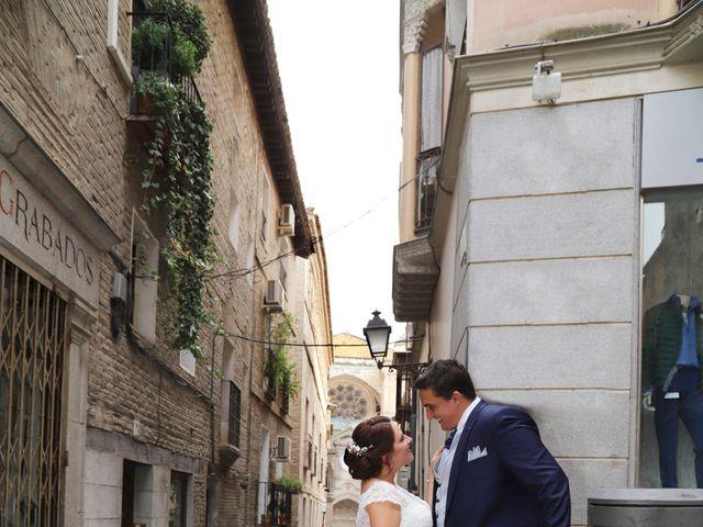 La boda de Dario y Mari Carmen en Casas De Fernando Alonso, Cuenca 84