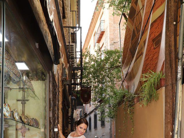 La boda de Dario y Mari Carmen en Casas De Fernando Alonso, Cuenca 86