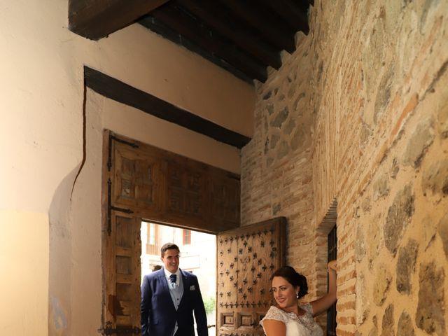 La boda de Dario y Mari Carmen en Casas De Fernando Alonso, Cuenca 89