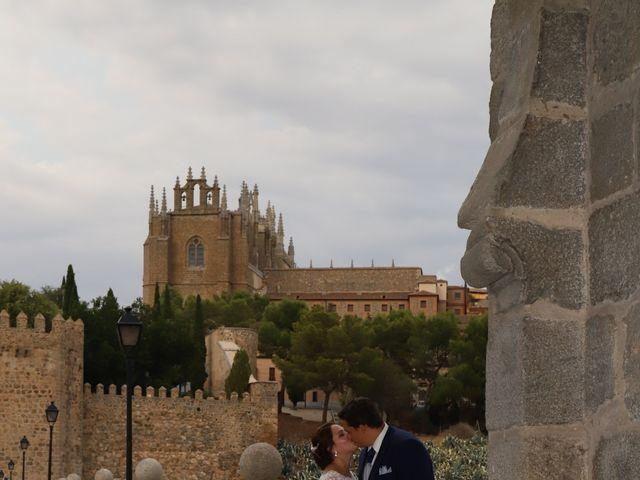 La boda de Dario y Mari Carmen en Casas De Fernando Alonso, Cuenca 92