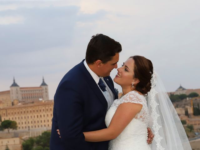 La boda de Dario y Mari Carmen en Casas De Fernando Alonso, Cuenca 94