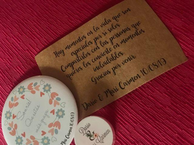 La boda de Dario y Mari Carmen en Casas De Fernando Alonso, Cuenca 98