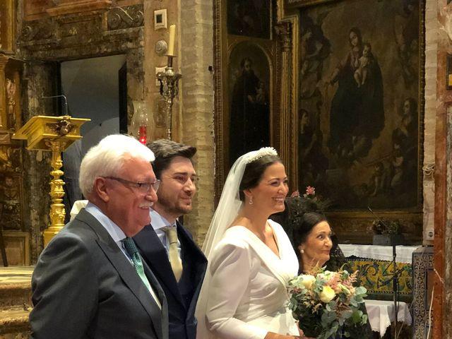La boda de Esperanza y Miguel en Sevilla, Sevilla 1
