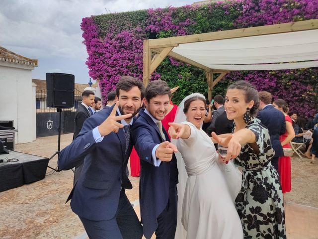 La boda de Esperanza y Miguel en Sevilla, Sevilla 4