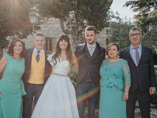 La boda de Juan y Tania en Galapagar, Madrid 2