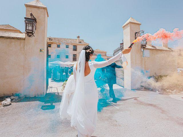 La boda de Angel y Lorena en Antequera, Málaga 1