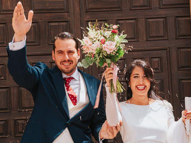 La boda de Angel y Lorena en Antequera, Málaga 2