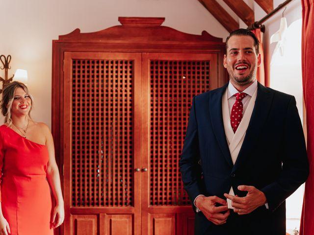 La boda de Angel y Lorena en Antequera, Málaga 8