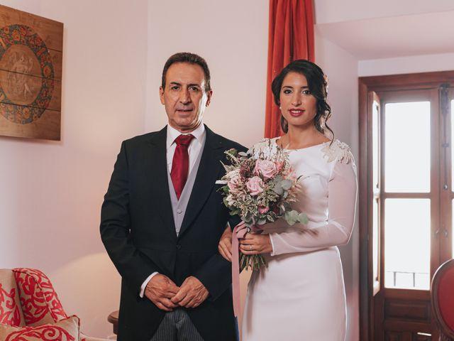 La boda de Angel y Lorena en Antequera, Málaga 15