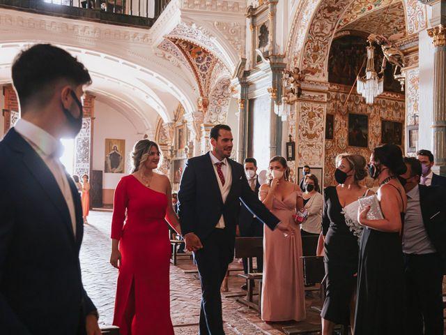 La boda de Angel y Lorena en Antequera, Málaga 17