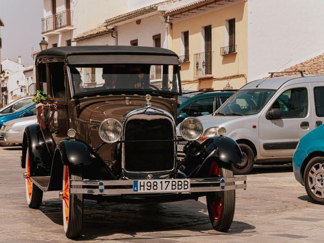 La boda de Angel y Lorena en Antequera, Málaga 18
