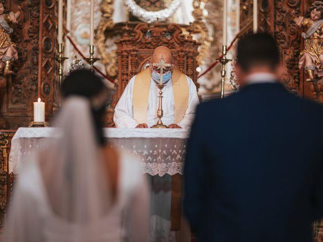 La boda de Angel y Lorena en Antequera, Málaga 21