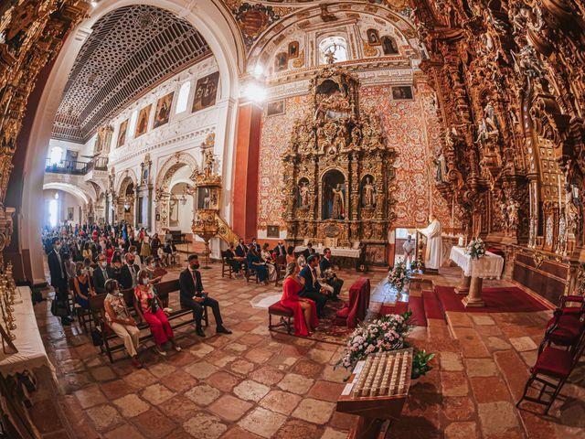 La boda de Angel y Lorena en Antequera, Málaga 23