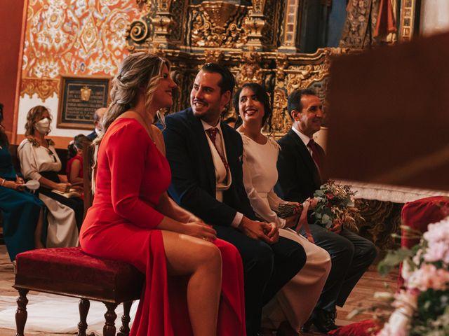 La boda de Angel y Lorena en Antequera, Málaga 26
