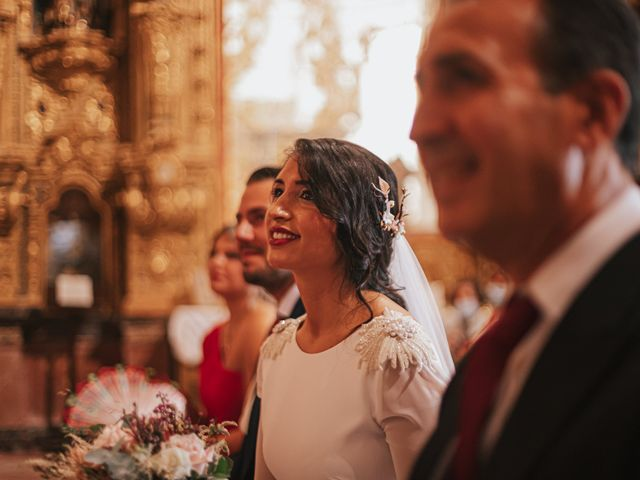 La boda de Angel y Lorena en Antequera, Málaga 37