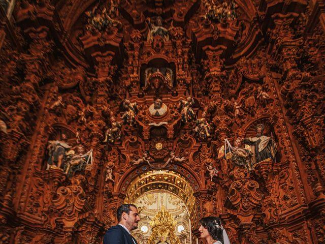 La boda de Angel y Lorena en Antequera, Málaga 39