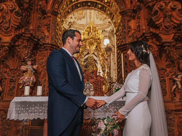 La boda de Angel y Lorena en Antequera, Málaga 40