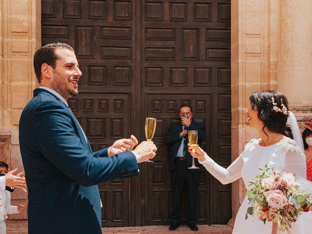 La boda de Angel y Lorena en Antequera, Málaga 41