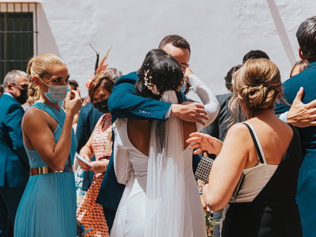 La boda de Angel y Lorena en Antequera, Málaga 42