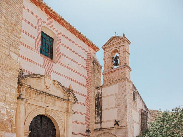 La boda de Angel y Lorena en Antequera, Málaga 43
