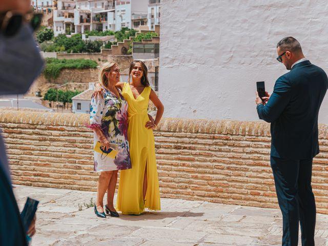 La boda de Angel y Lorena en Antequera, Málaga 44