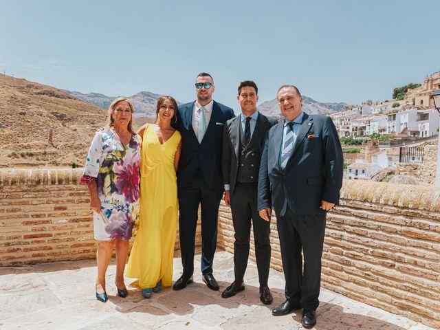 La boda de Angel y Lorena en Antequera, Málaga 45