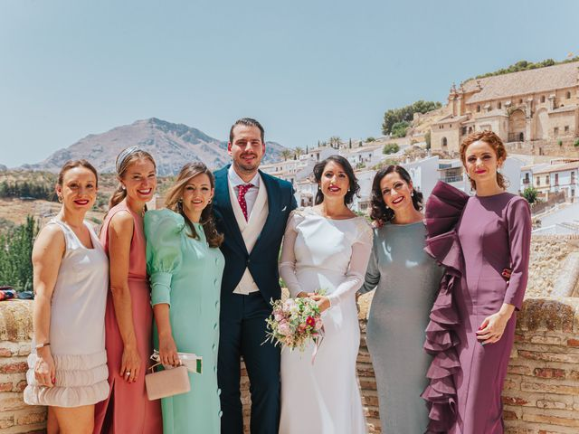 La boda de Angel y Lorena en Antequera, Málaga 46