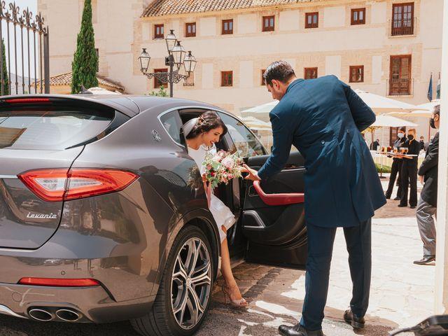 La boda de Angel y Lorena en Antequera, Málaga 47