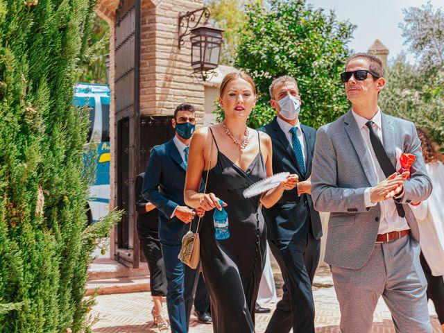 La boda de Angel y Lorena en Antequera, Málaga 49