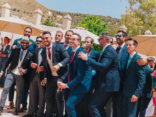La boda de Angel y Lorena en Antequera, Málaga 51