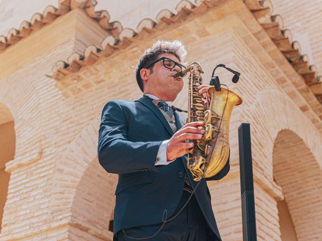 La boda de Angel y Lorena en Antequera, Málaga 54