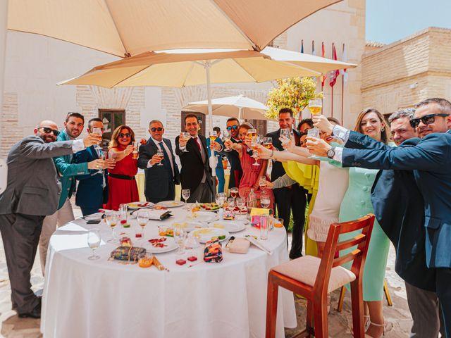 La boda de Angel y Lorena en Antequera, Málaga 56