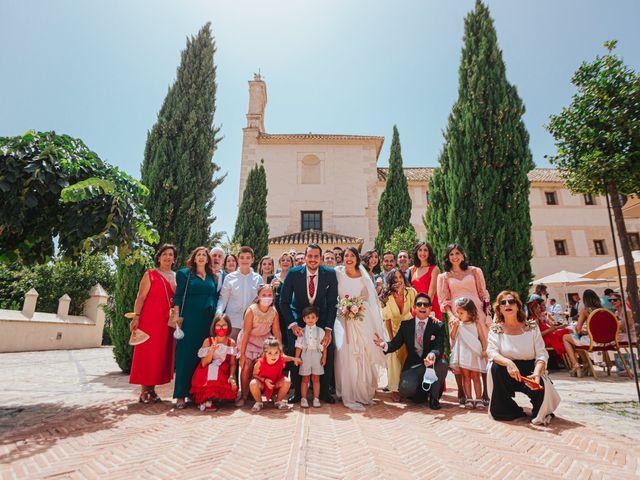 La boda de Angel y Lorena en Antequera, Málaga 57
