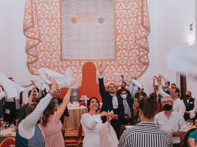 La boda de Angel y Lorena en Antequera, Málaga 64