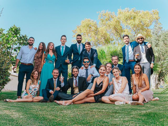 La boda de Angel y Lorena en Antequera, Málaga 76