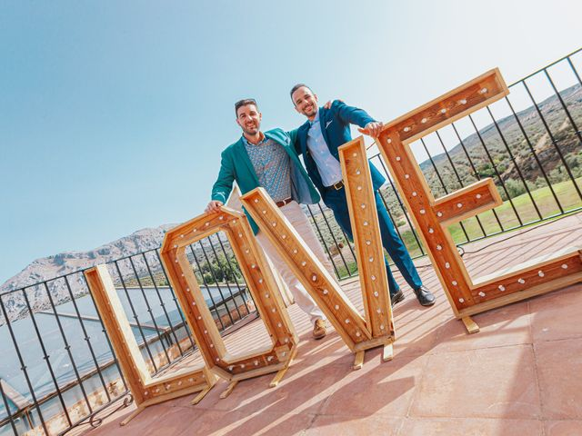 La boda de Angel y Lorena en Antequera, Málaga 79