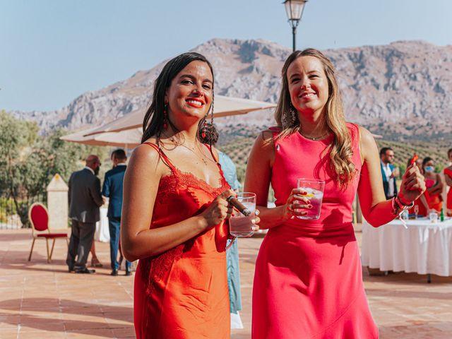 La boda de Angel y Lorena en Antequera, Málaga 82