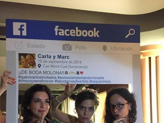 La boda de Marc y Carla en Sentmenat, Barcelona 4