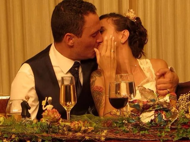 La boda de Marc y Carla en Sentmenat, Barcelona 2