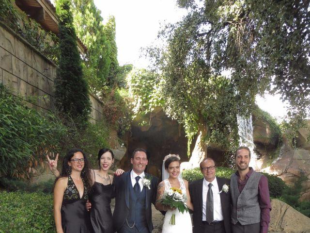 La boda de Marc y Carla en Sentmenat, Barcelona 43