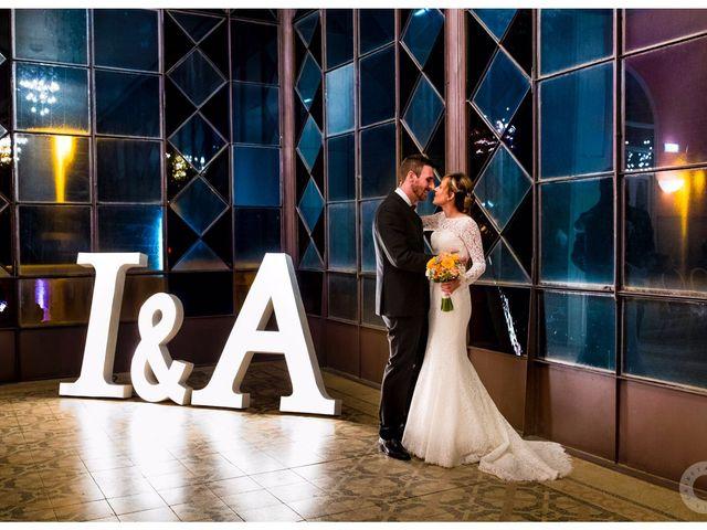 La boda de Alba y Isidre