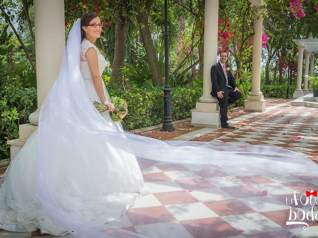 La boda de Isabel y Paco
