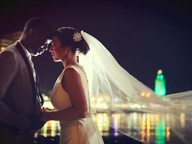 La boda de Irene y Chris