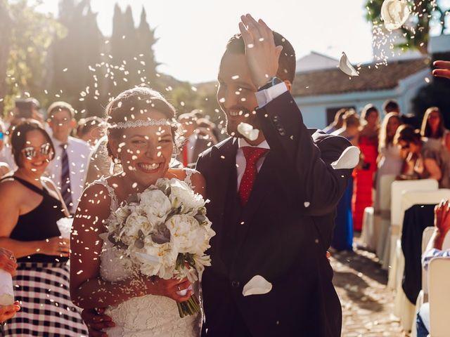 La boda de Barbara y Pepelu