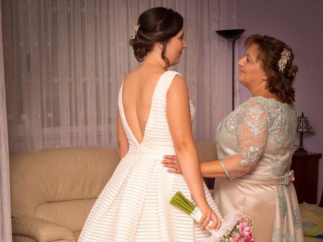 La boda de Alejandro y Sandra en Mozarbez, Salamanca 5